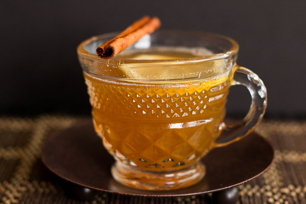 Hot Toddy - It's so good you might find yourself craving it when you are feeling perfectly fine.