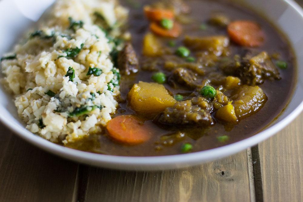 Japanese Beef Curry - Itadakimasu!