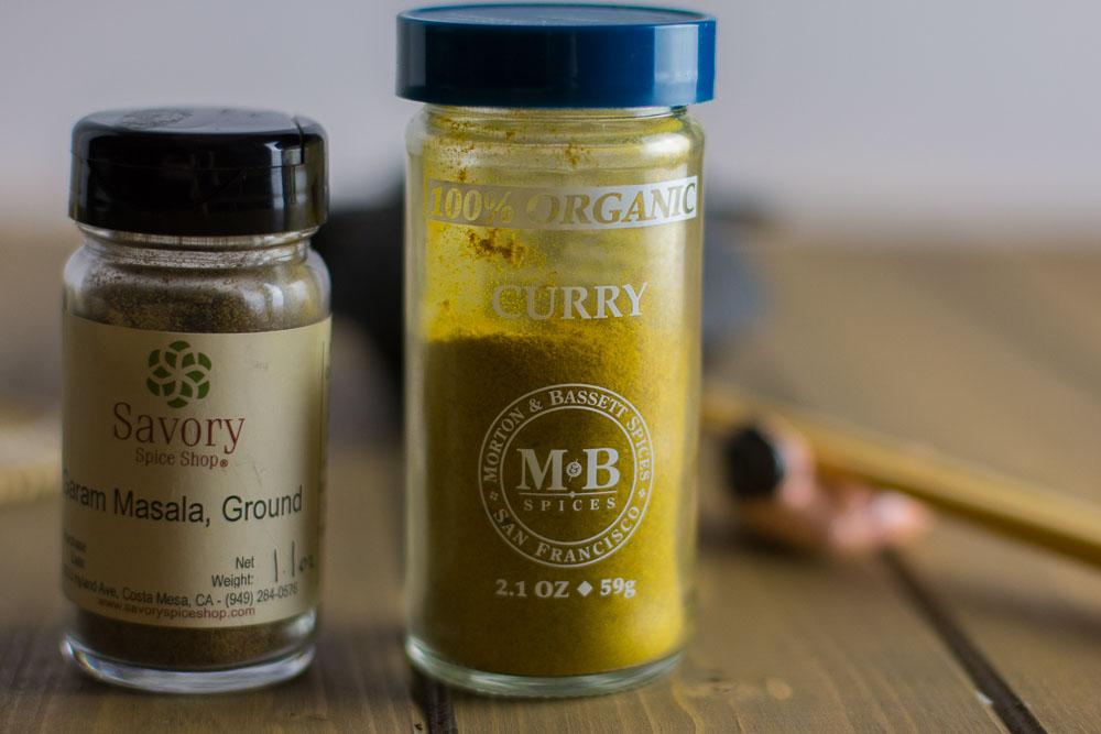 The spice mixes I use