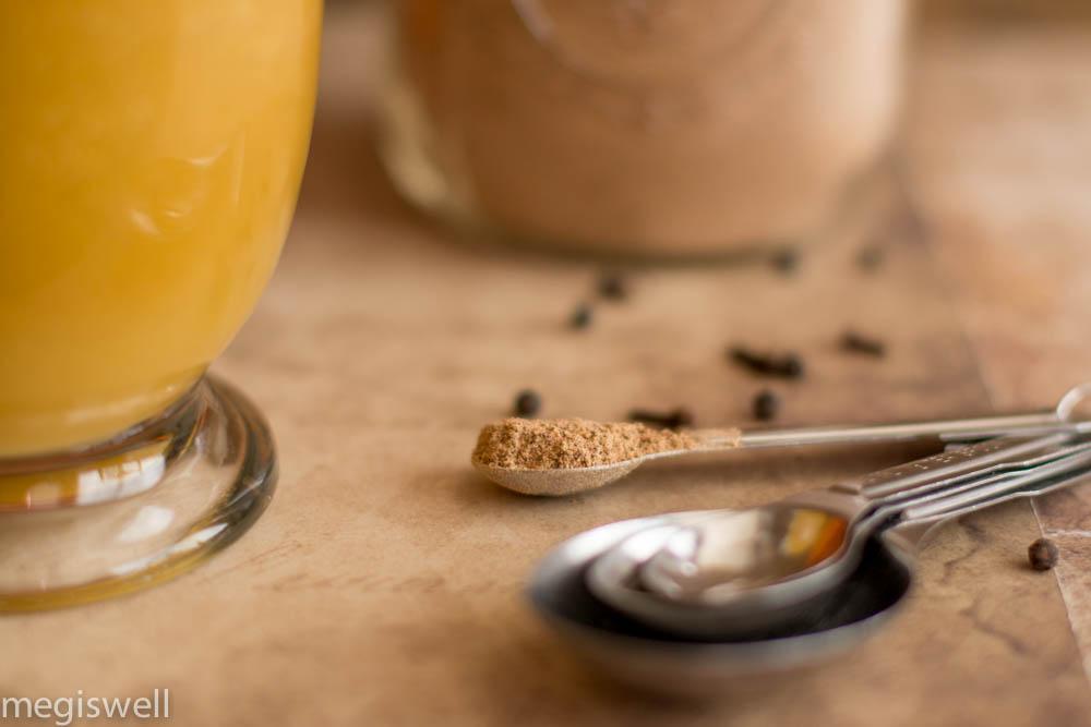 Chai masala spice mixture