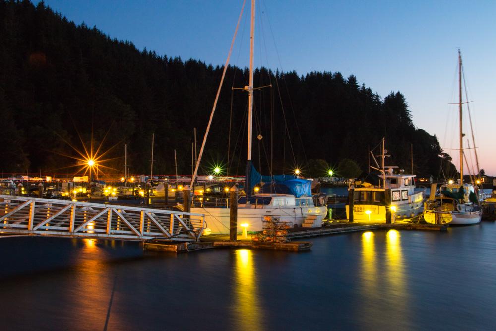 Winchester Bay, Oregon | www.megiswell.com