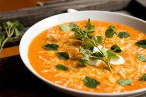 Fire Roasted Tomato Soup