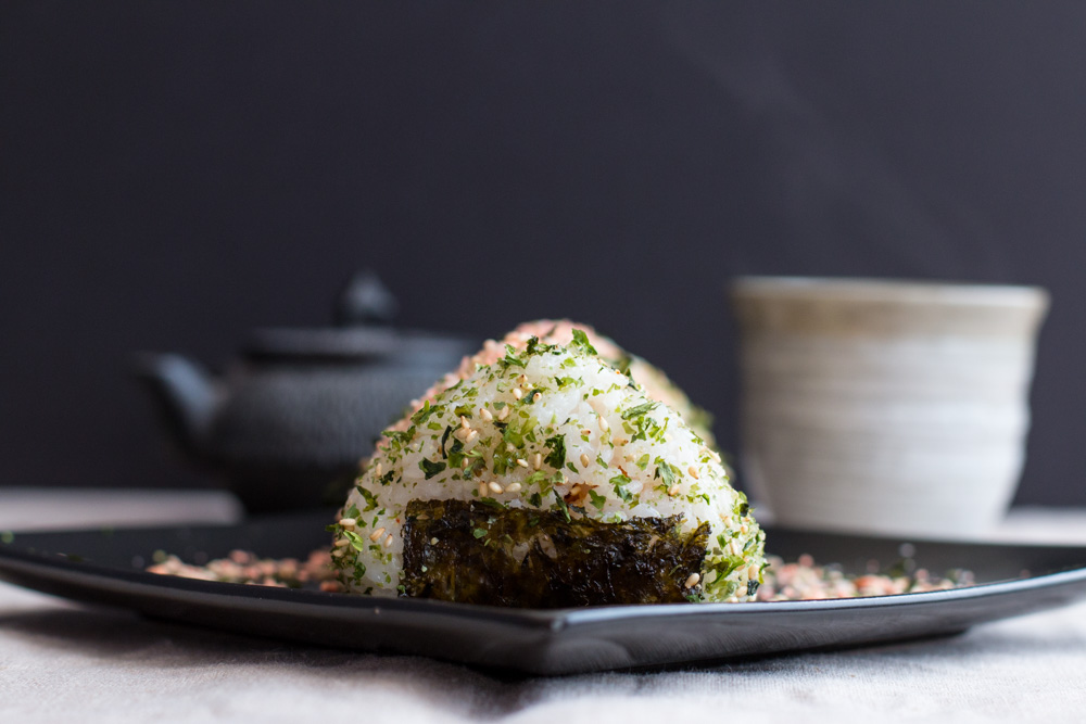 Japanese Rice Balls Recipe — Dishmaps