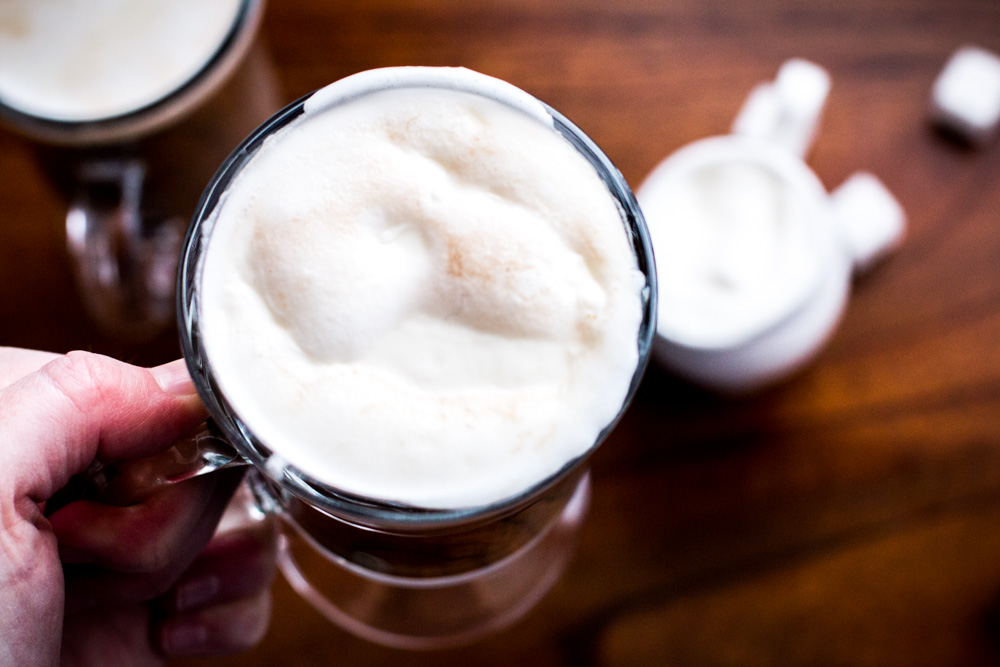Buena Vista Irish Coffees