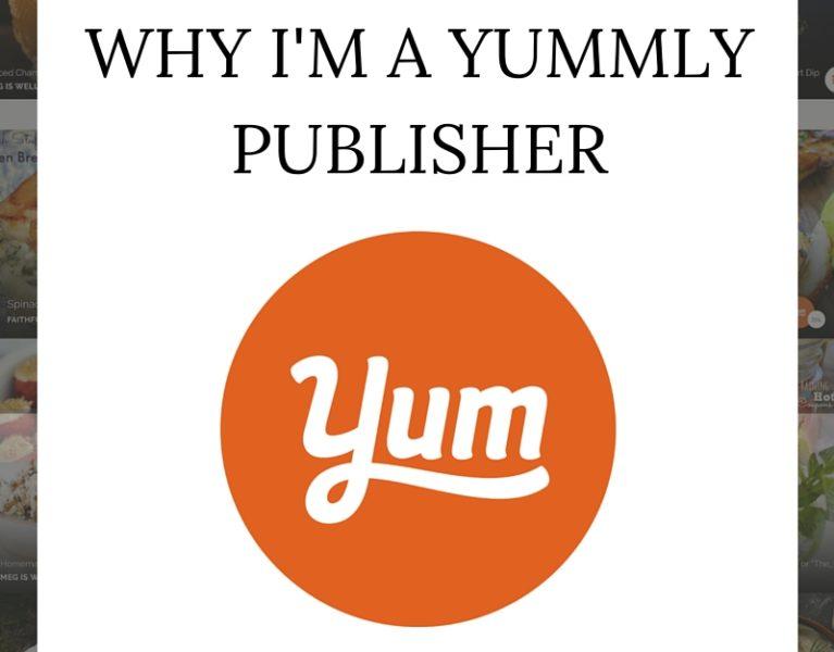 Why I'm a Yummly Publisher | www.megiswell.com