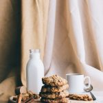 Maple Bacon Ginger Oatmeal Scotchies