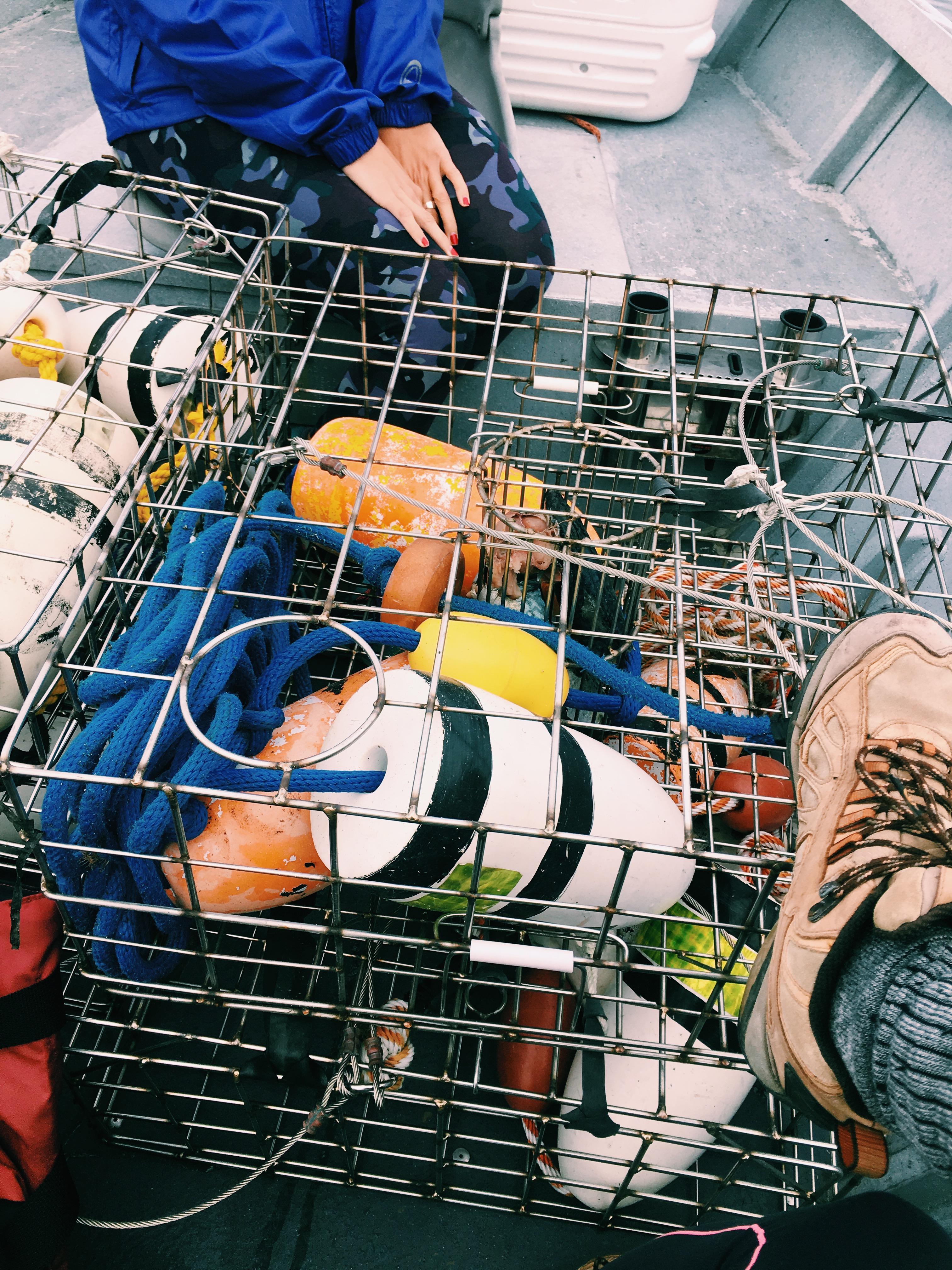 Crabbing Pots